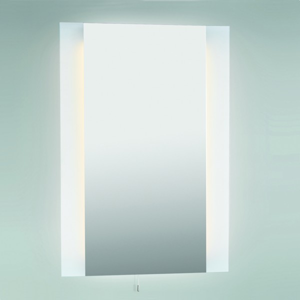 Miroir lumineux avec prise fuji astro lighting - Miroir salle de bain lumineux avec prise de courant ...