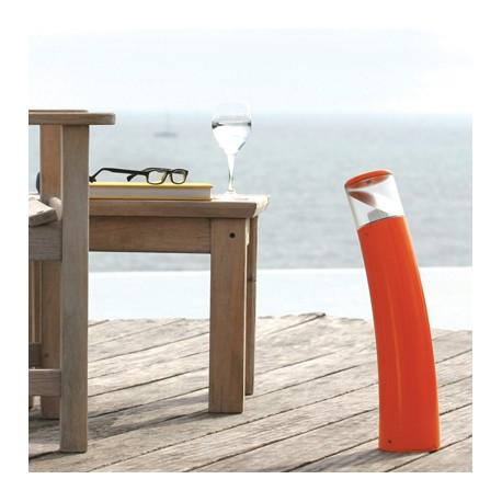 Borne Bamboo 50cm Orange Roger Pradier