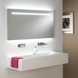 Miroir éclairant Flair 1250