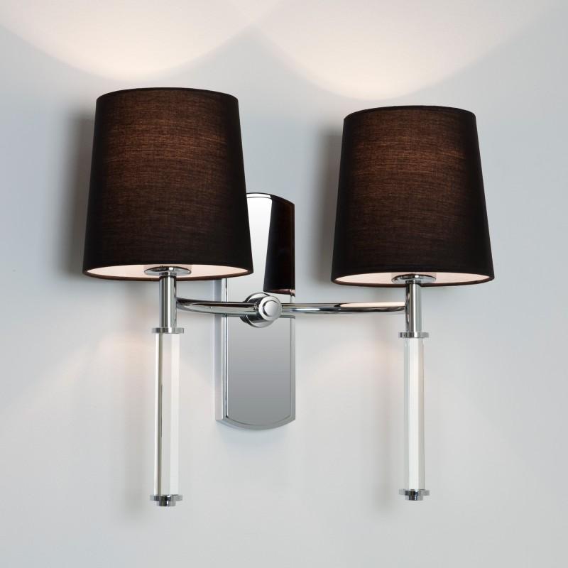 applique murale delphi double astro lighting. Black Bedroom Furniture Sets. Home Design Ideas