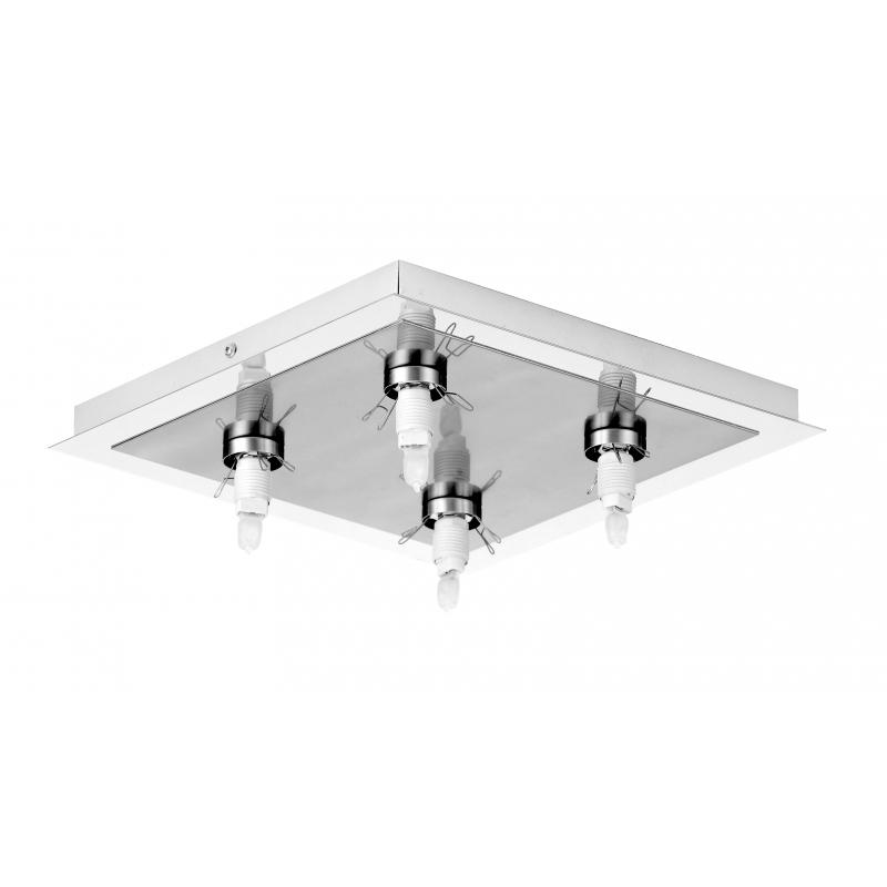 plafonnier 4 lumi res m6 licht micro3 fischer leuchten. Black Bedroom Furniture Sets. Home Design Ideas