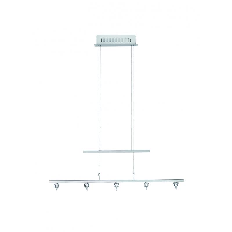 suspension 39 monte et baisse 39 5 lumi res m6 licht micro3 fischer leuchten. Black Bedroom Furniture Sets. Home Design Ideas