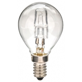 Ampoule halogène E14 28W