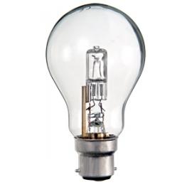 Ampoule halogène standard B22 105W