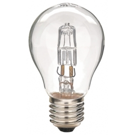 Ampoule halogène standard E27 52W