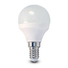 Ampoule LED UP sphérique E14 5.3W