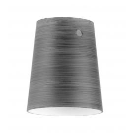 Verre gris essuyé M6-Licht Spot17 Fischer Leuchten