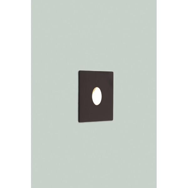 Spot encastré LED Tango noir Astro Lighting