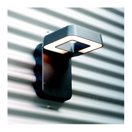 Applique murale LED Square noire Roger Pradier