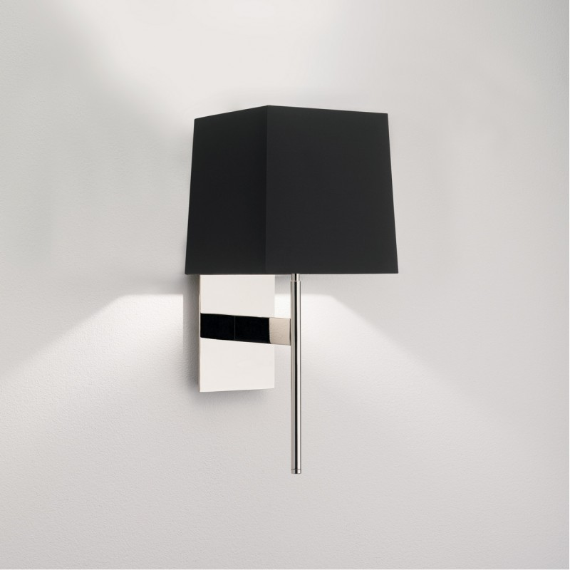 applique murale san marino solo chrome astro lighting. Black Bedroom Furniture Sets. Home Design Ideas