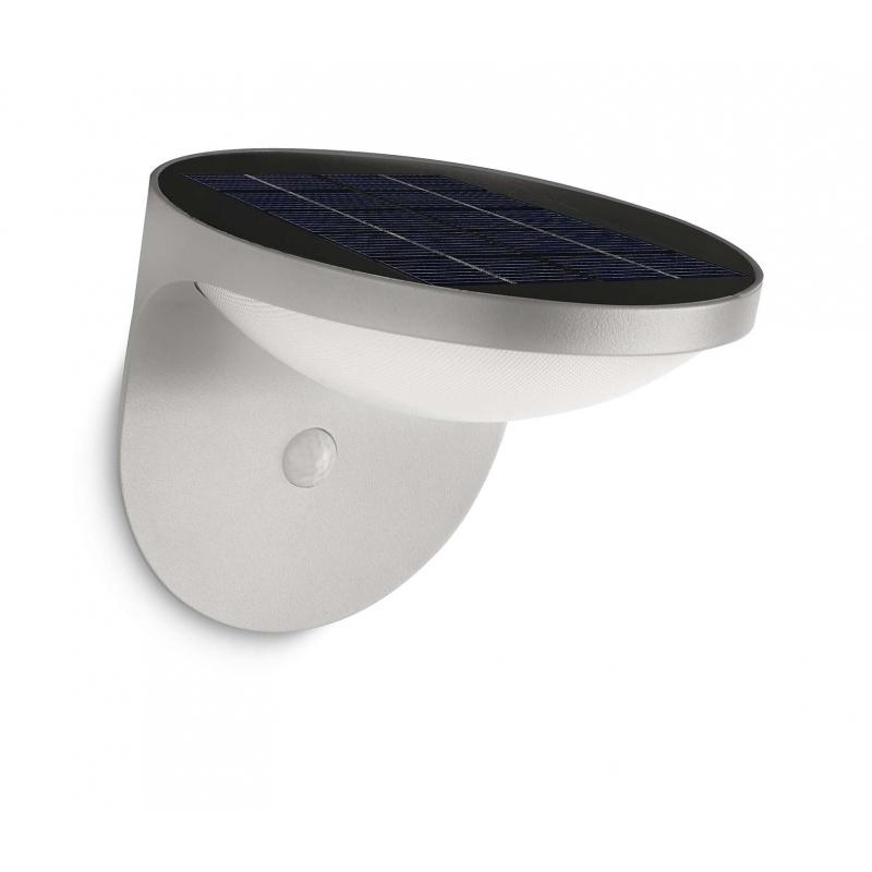 applique murale solaire led dusk avec d tecteur philips. Black Bedroom Furniture Sets. Home Design Ideas