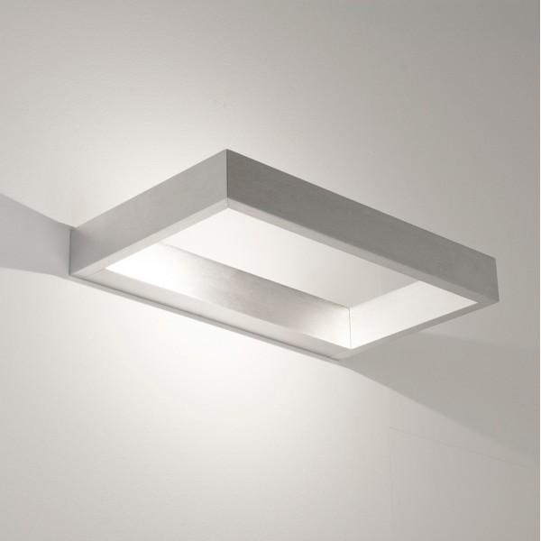 Applique murale LED D-light aluminium brossé Astro Lighting