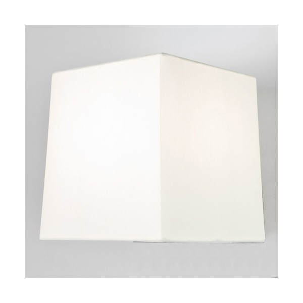 abat jour azumi lambro carr blanc astro lighting. Black Bedroom Furniture Sets. Home Design Ideas