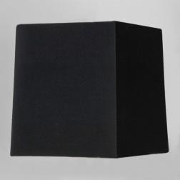 Abat-jour Azumi/Lambro carré noir