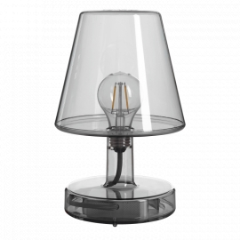 Transloetje Lampe à poser Gris