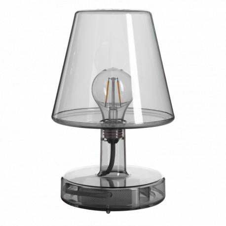Transloetje Lampe à poser Gris Fatboy