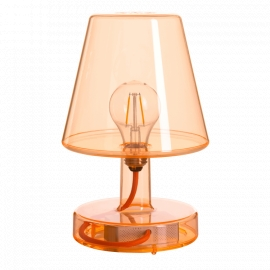 Transloetje Lampe à poser Orange