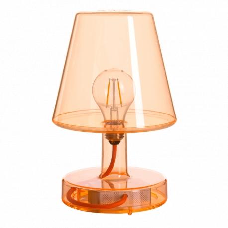 Transloetje Lampe à poser Orange Fatboy