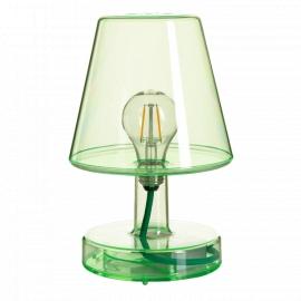 Transloetje Lampe à poser Vert