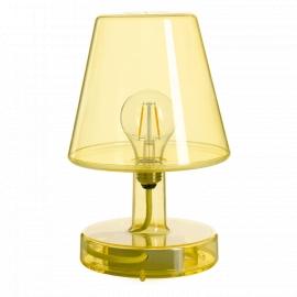 Transloetje Lampe à poser Jaune