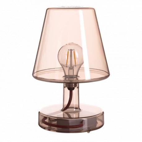 Transloetje Lampe à poser Marron Fatboy