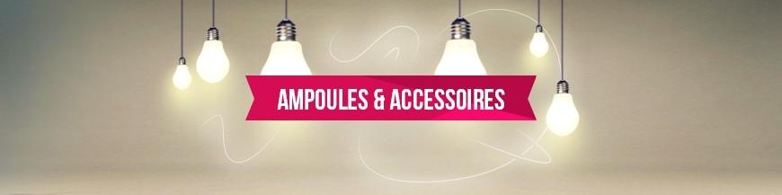 Ampoules et accessoires image